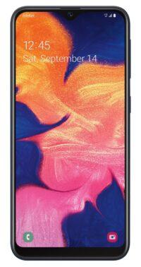 Samsung Galaxy A10e charcoal black